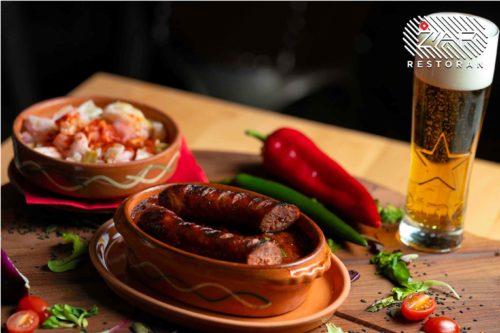 kuvana-jela-pasulj-prebranac-sa-kobasicom-restoran-zar